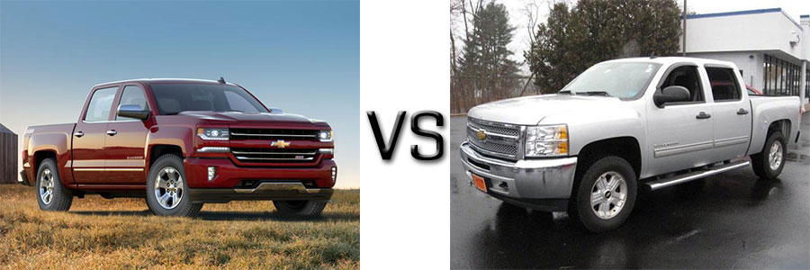 2015 Chevrolet Silverado 3500HD vs Dodge Ram 3500