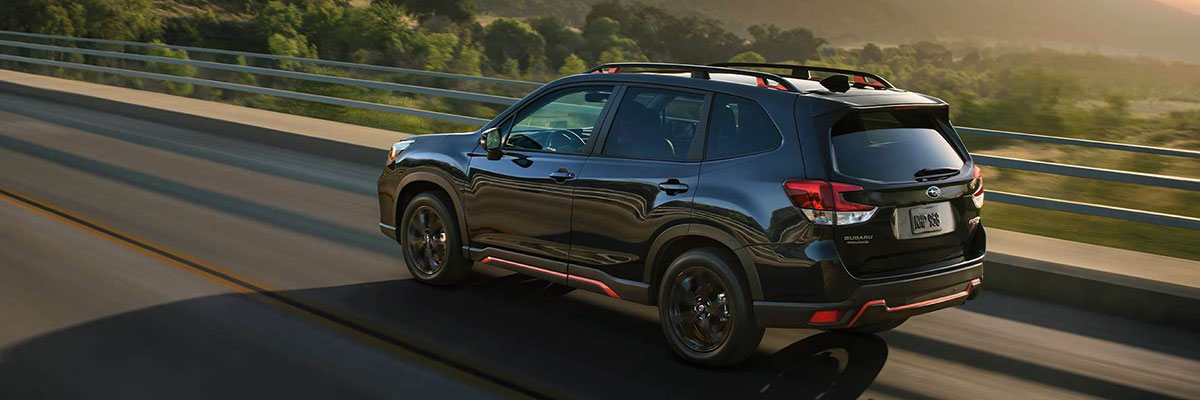 Used Subaru Forester Buying Guide