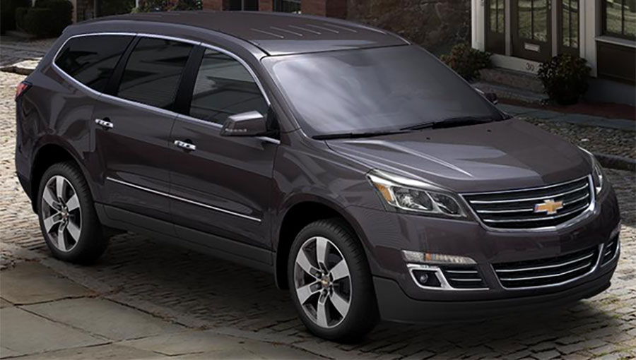 Used 2014 Chevrolet Traverse Review
