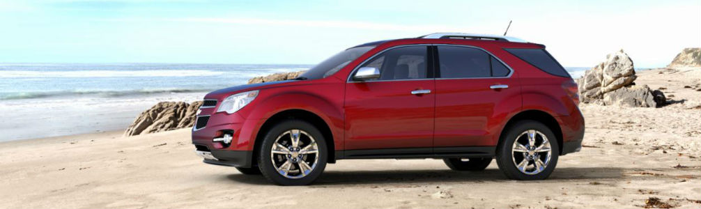 Used 2014 Chevrolet Equinox Review