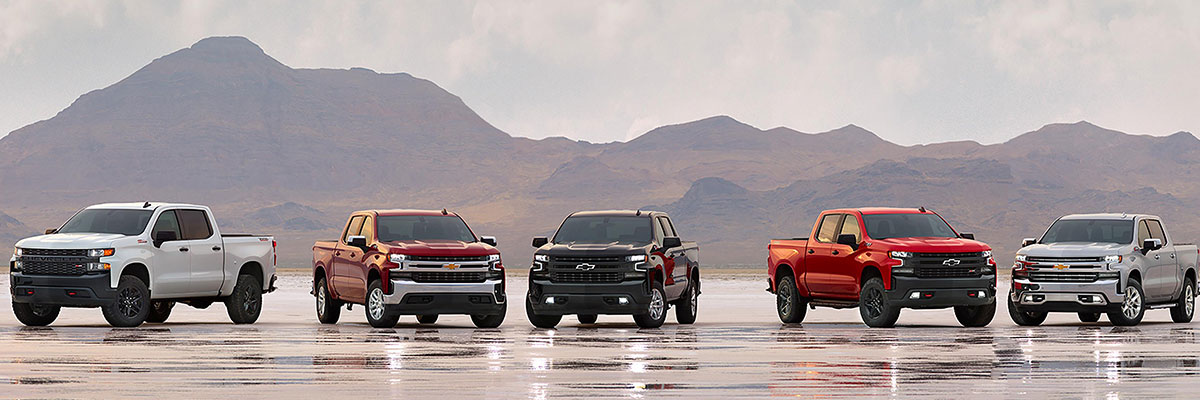 2020 Chevrolet Trucks