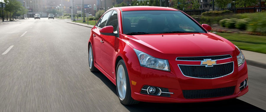 Used 2014 Chevrolet Cruze Review